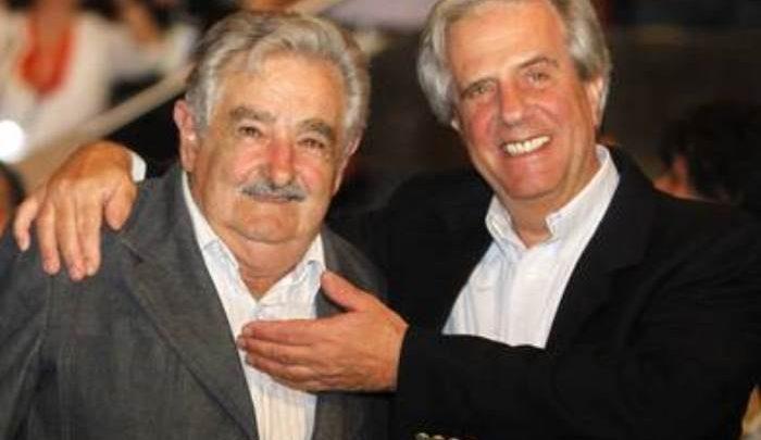 Entre Mujica y Vázquez – América 2.1